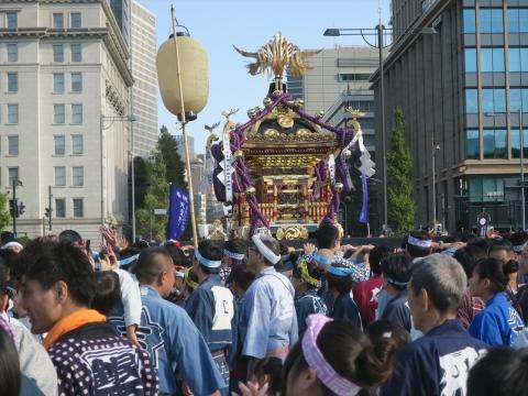 「天皇陛下御即位をお祝いする国民祭典「奉祝祭り」㉒_R