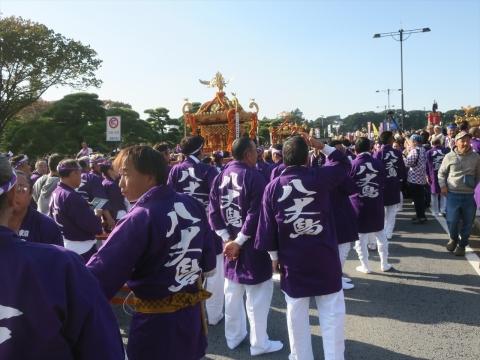「天皇陛下御即位をお祝いする国民祭典「奉祝祭り」㉓_R