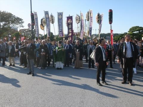 「天皇陛下御即位をお祝いする国民祭典「奉祝祭り」㉕_R