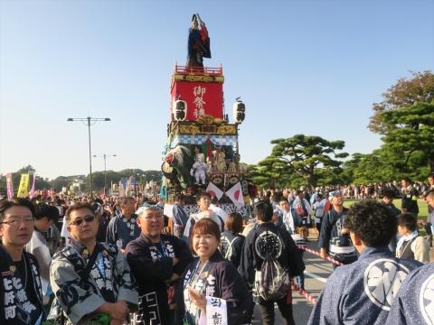 「天皇陛下御即位をお祝いする国民祭典「奉祝祭り」㉖_R
