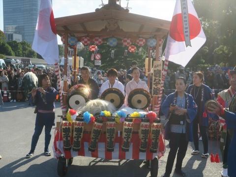 「天皇陛下御即位をお祝いする国民祭典「奉祝祭り」㉜_R