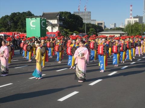「天皇陛下御即位をお祝いする国民祭典「奉祝祭り」㉞_R