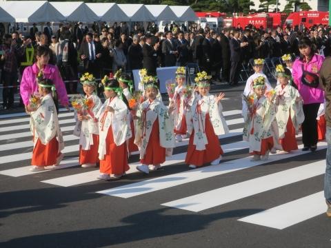 「天皇陛下御即位をお祝いする国民祭典「奉祝祭り」㊱_R