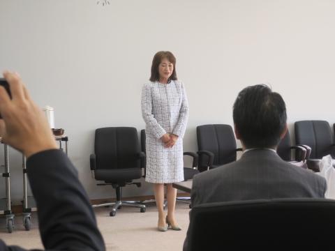 「防災対策会議&臨時議会」④