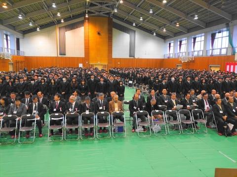 「茨城県立石岡第一高等学校」創立11周年記念式典 (4)_R
