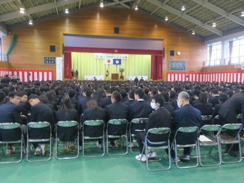 「茨城県立石岡第一高等学校」創立11周年記念式典 (5)_R