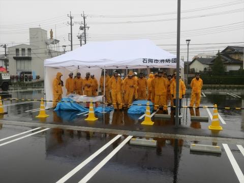「石岡市総合防災訓練」㉔_R