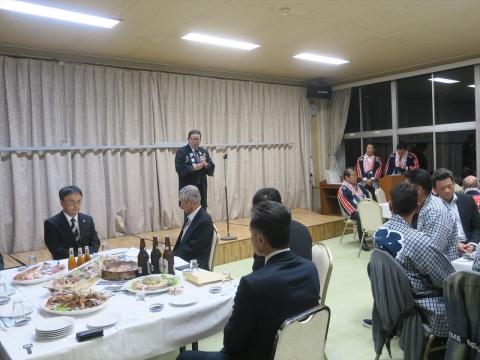「令和元年度獅子舞連合会」反省会&忘年会 (7)_R