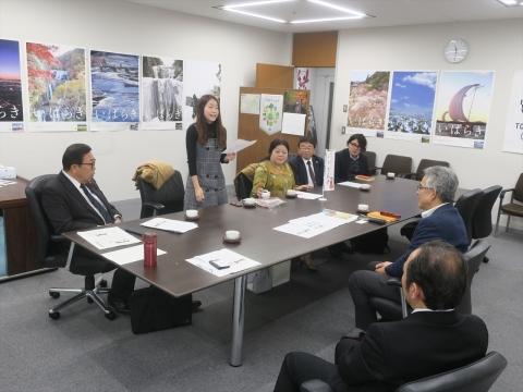 「山本恵莉子歌手 営業戦略部長」表敬訪問③_R