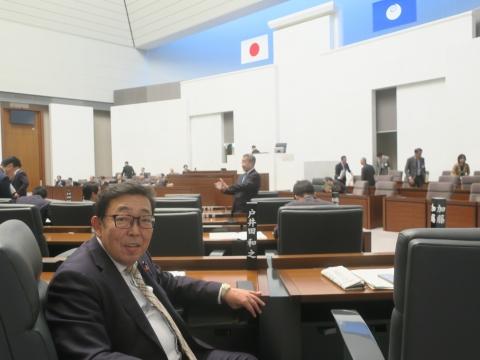 「茨城県議会第4回定例会が始まったよ!」②