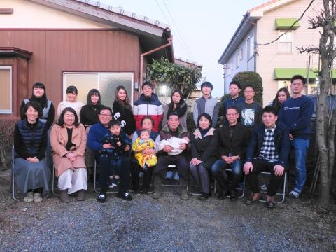 「令和2年戸井田家新年会」 (1)