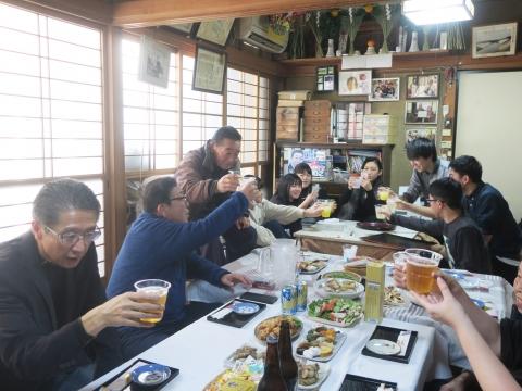 「令和2年戸井田家新年会」 (4)