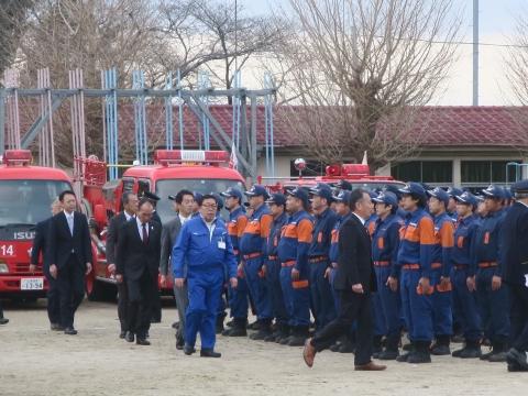 「令和2年石岡市消防出初式」 (4)