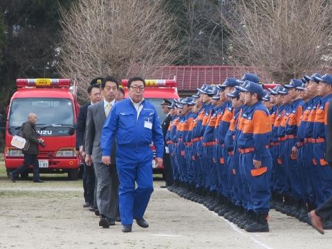 「令和2年石岡市消防出初式」 (5)