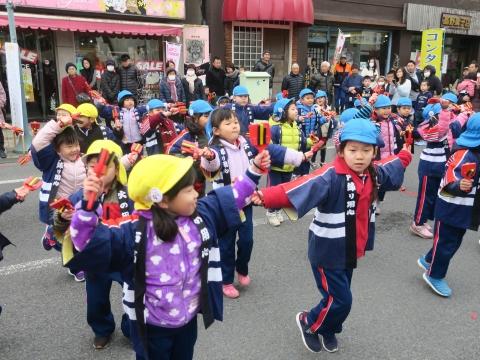 「令和2年石岡市消防出初式」 (13)