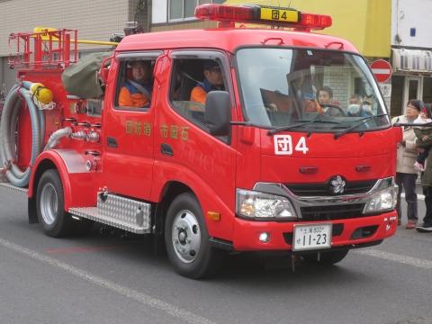 「令和2年石岡市消防出初式」 (29)