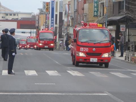 「令和2年石岡市消防出初式」 (36)