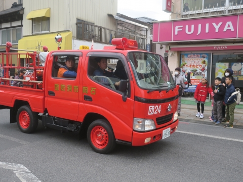 「令和2年石岡市消防出初式」 (38)