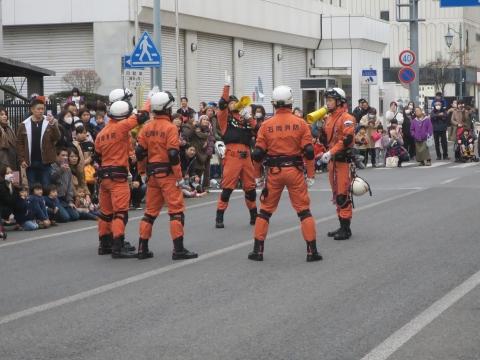 「令和2年石岡市消防出初式」 (49)
