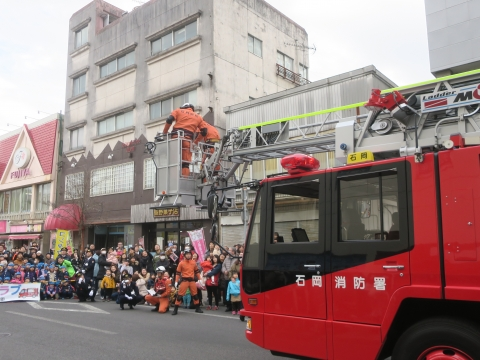 「令和2年石岡市消防出初式」 (54)