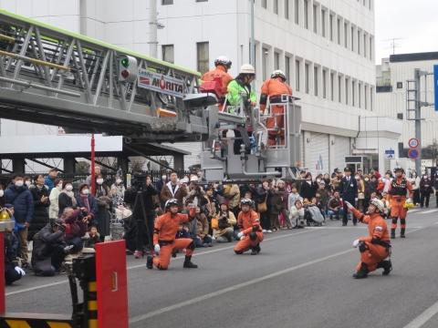 「令和2年石岡市消防出初式」 (60)