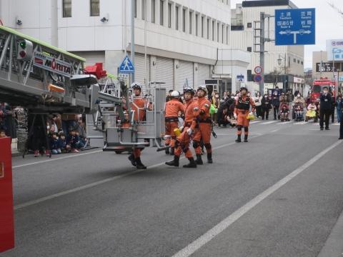 「令和2年石岡市消防出初式」 (61)