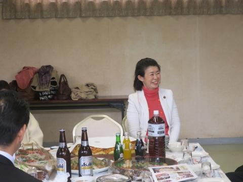 「石岡市地域女性団体連絡協議会」新年会⑥