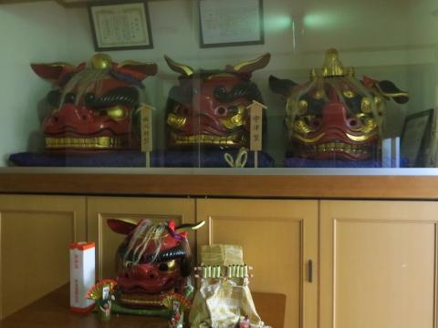 「若松囃子連新年会」威風園㉖