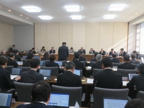 「総務企画委員会」の主要事業説明会が開催されました。②
