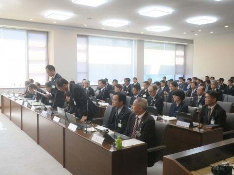 「総務企画委員会」の主要事業説明会が開催されました。③