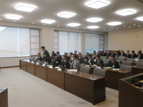 「総務企画委員会」の主要事業説明会が開催されました。⑤