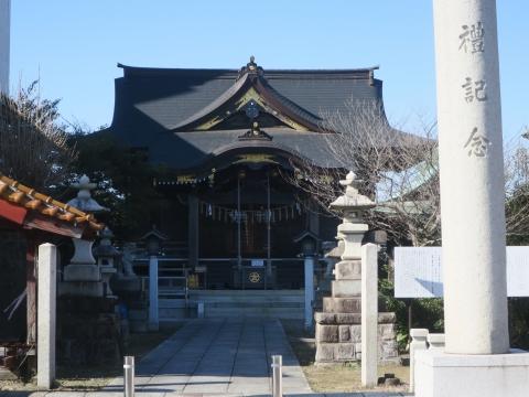 「サクラ服装学園 針供養」金毘羅神社⑩