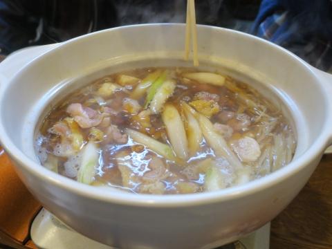 「軍鶏鍋(しゃもなべ)&真鯛の刺身&はたのカルパッチョ」かって屋昭和ごはん⑦_R