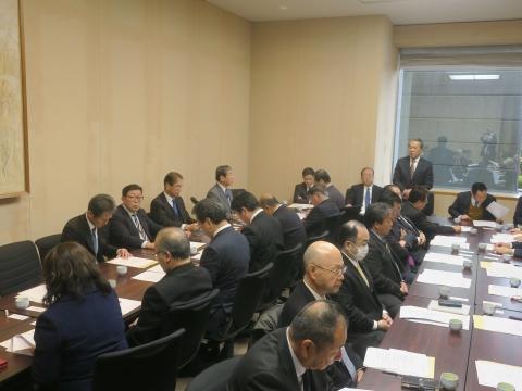 「自民党総務会・議員会」「地域医療構想調整会議」①