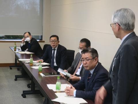 「政務調査会」いじめ対策推進室について質問②