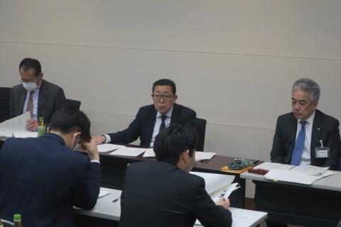 「政務調査会」いじめ対策推進室について質問④