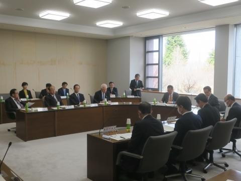 「令和2年茨城県議会第1回定例会開会&議会運営委員会」③