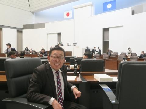 「令和2年茨城県議会第1回定例会開会&議会運営委員会」①