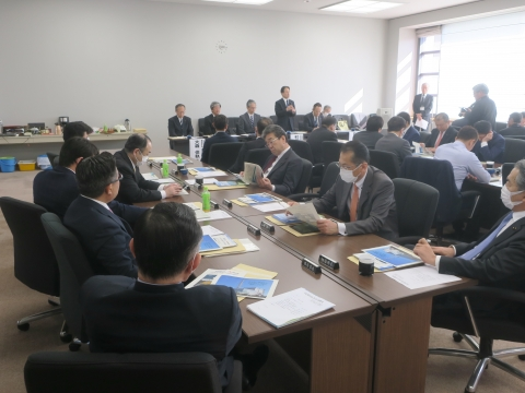 「令和2年茨城県議会第1回定例会開会&議会運営委員会」⑧