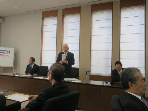 「令和2年茨城県議会第1回定例会開会&議会運営委員会」⑥
