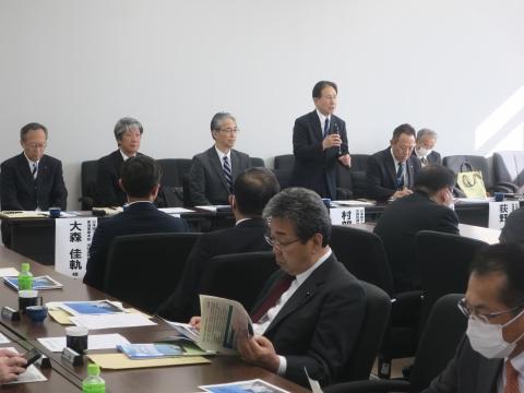 「令和2年茨城県議会第1回定例会開会&議会運営委員会」⑨