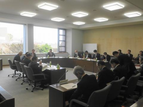 「令和2年茨城県議会第1回定例会開会&議会運営委員会」⑤