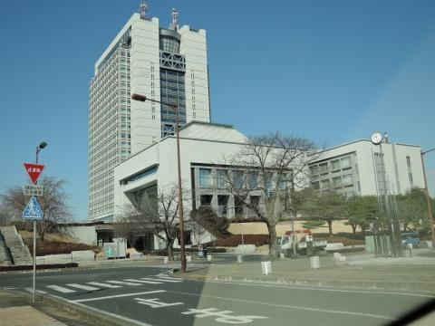 茨城県県議会議事堂茨城県庁