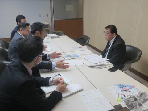 「総務企画委員会」質問勉強会②