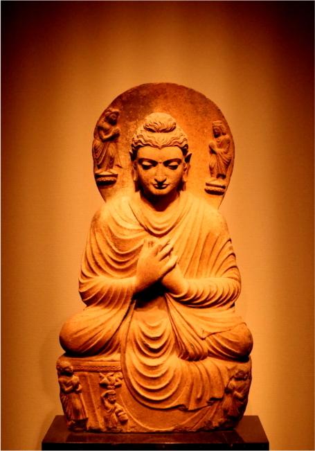 お釈迦様 瞑想 国立博物館