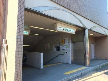 2烏丸線松ヶ崎駅0909