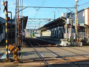 3叡山電鉄修学院駅0909