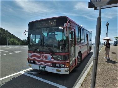 12比叡山内シャトルバス0909 (2)