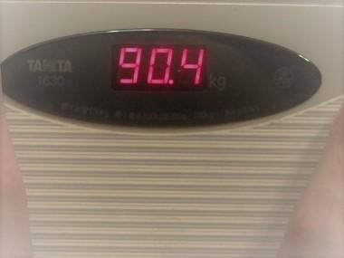 3カメラ質量込みの体重1024