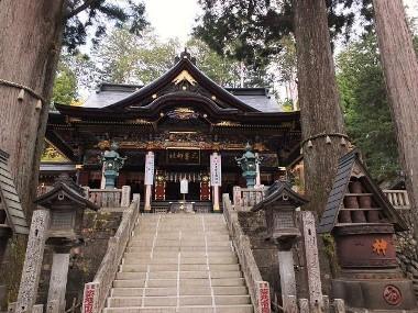 14三峯神社拝殿1031 (2)